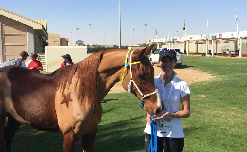 The HH Sheikh Mohammed bin Rashid Endurance Cup – Dubai 2016